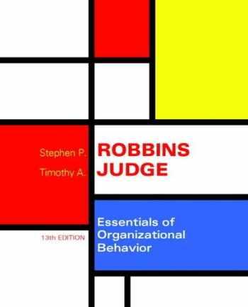 9780133920819-013392081X-Essentials of Organizational Behavior (13th Edition)
