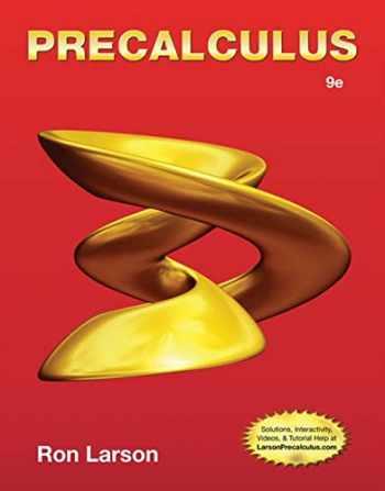 9781133949015-1133949010-Precalculus, 9th Edition