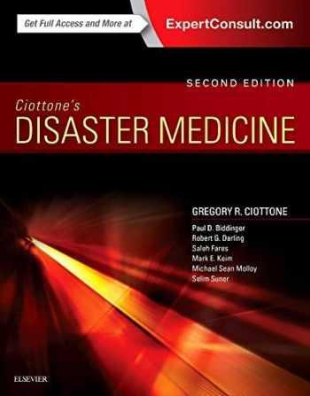 9780323286657-0323286658-Ciottone's Disaster Medicine, 2e