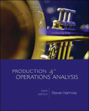 9780073377858-0073377856-Production and Operations Analysis (McGraw-Hill/Irwin Series Operations and Decision Sciences)