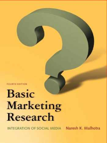 9780132544481-0132544482-Basic Marketing Research (4th Edition)