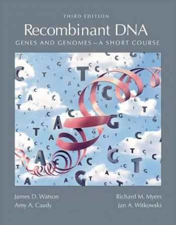 9780716728665-0716728664-Recombinant DNA: Genes and Genomes - A Short Course, 3rd Edition