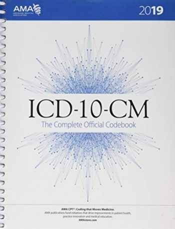 9781622027736-1622027736-ICD-10-CM 2019: The Complete Official Codebook