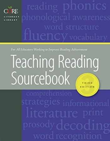 9781634022354-1634022351-Teaching Reading Sourcebook 3rd Edition 2018