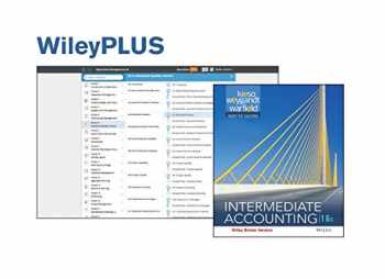 9781119231554-1119231558-Intermediate Accounting, 16e Binder Ready Version + WileyPLUS Registration Card