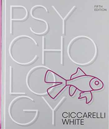 Psychology, Hardcover (5th Edition)