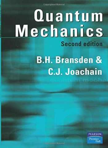 9780582356917-0582356911-Quantum Mechanics (2nd Edition)
