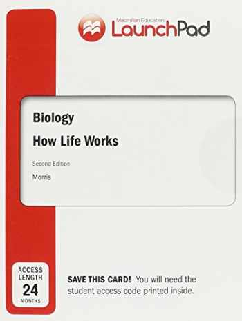 9781319015992-1319015999-LaunchPad for Biology: How Life Works (Twenty-Four Month Access)