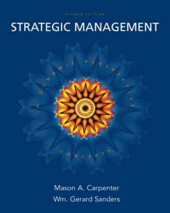 9780132341400-0132341409-Strategic Management: A Dynamic Perspective: Concepts, 2nd Edition