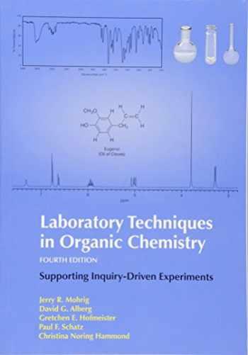 9781464134227-1464134227-Laboratory Techniques in Organic Chemistry