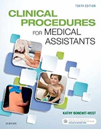 9780323377119-0323377114-Clinical Procedures for Medical Assistants