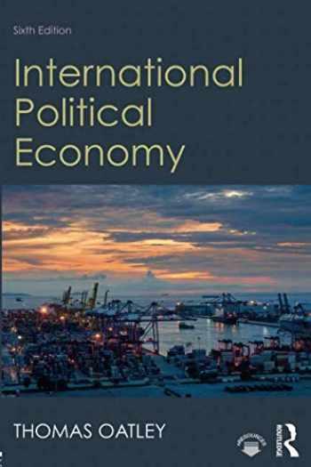 9781138490741-1138490741-International Political Economy: Sixth Edition