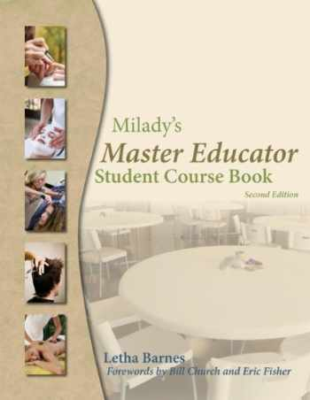 9781428321519-1428321519-Milady's Master Educator: Student Course Book