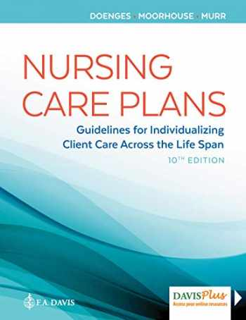 9780803660861-0803660863-Nursing Care Plans: Guidelines for Individualizing Client Care Across the Life Span