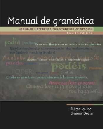 9781413032192-1413032192-Manual de gramática: Grammar Reference for Students of Spanish (World Languages)