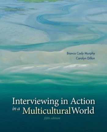 9781285751085-1285751086-Interviewing in Action in a Multicultural World (with CourseMate Printed Access Card)