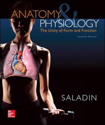 9780073403717-0073403717-Anatomy & Physiology: The Unity of Form and Function (Standalone Book)