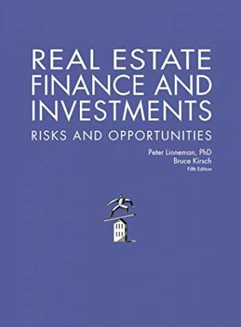 9780692996638-069299663X-Real Estate Finance and Investments Risks and Opportunities