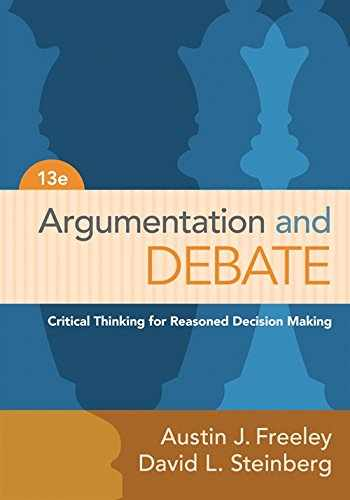 9781133311607-1133311601-Argumentation and Debate
