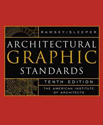 9780471348160-0471348163-Architectural Graphic Standards, Tenth Edition