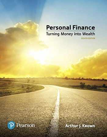 9780134730363-0134730364-Personal Finance (8th Edition) (What's New in Finance)