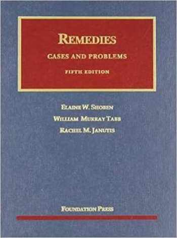 9781609301194-1609301196-Remedies, Cases and Problems (University Casebook Series)
