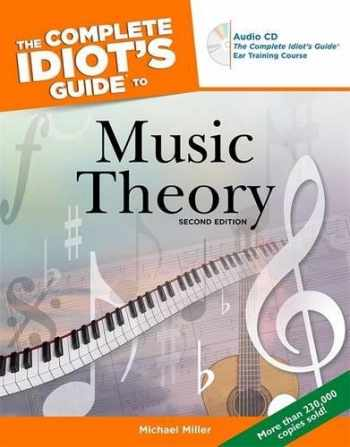 9781592574377-1592574378-The Complete Idiot's Guide to Music Theory, 2nd Edition