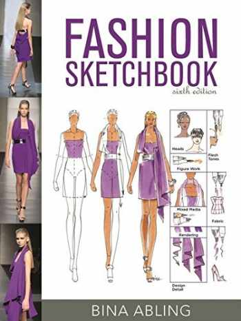 9781501310133-1501310135-Fashion Sketchbook