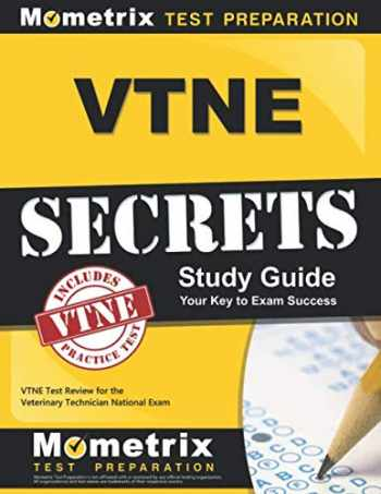 9781610730143-1610730143-VTNE Secrets Study Guide: VTNE Test Review for the Veterinary Technician National Exam