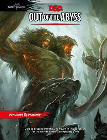 9780786965816-0786965819-Out of the Abyss (D&D Accessory)