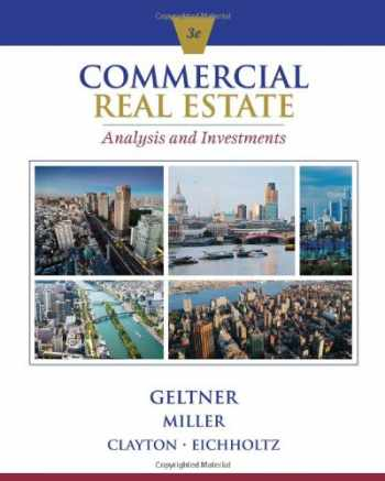 9781133108825-1133108822-PKG COMMERCIAL REAL ESTATE ANALYSIS & INVESTMENTS W/CD