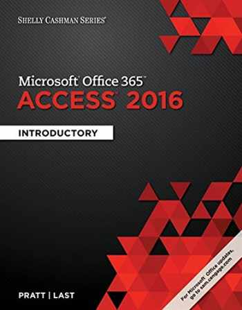 9781305870611-1305870611-Shelly Cashman Microsoft Office 365 & Access 2016: Introductory