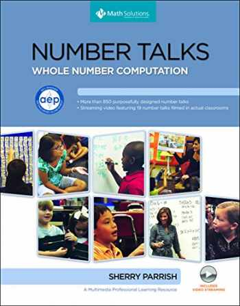 9781935099659-1935099655-Number Talks: Helping Children Build Mental Math and Computation Strategies, Grades K 5, Updated with Common Core Connections