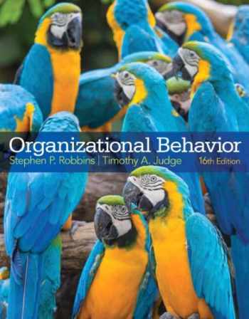 9780133507645-0133507645-Organizational Behavior (16th Edition)