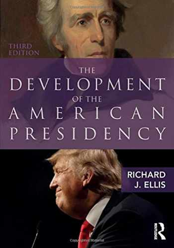 9781138039247-1138039241-The Development of the American Presidency (Innovations in Plant Science for Better Health)