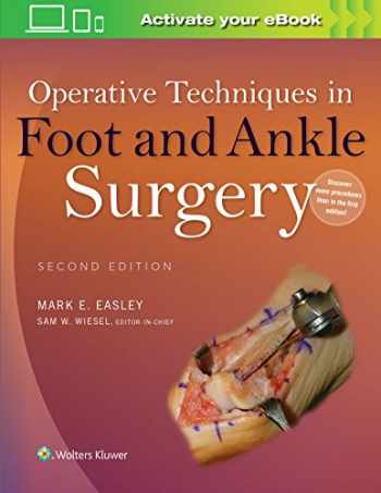 9781451193688-1451193688-Operative Techniques in Foot and Ankle Surgery