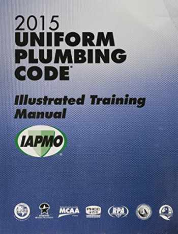 9781938936807-1938936809-2015 Uniform Plumbing Code Illustrated Training Manual w/Tabs
