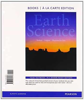 9780321949752-0321949757-Earth Science, Books a la Carte Plus MasteringGeology with eText -- Access Card Package (14th Edition)