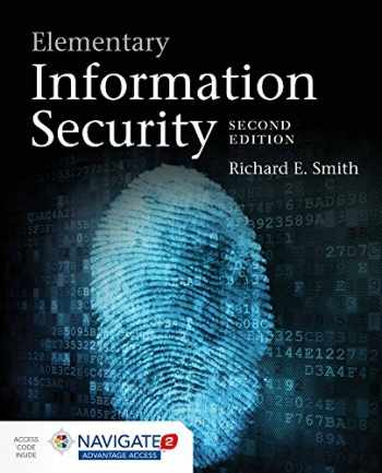 9781284055931-1284055930-Elementary Information Security