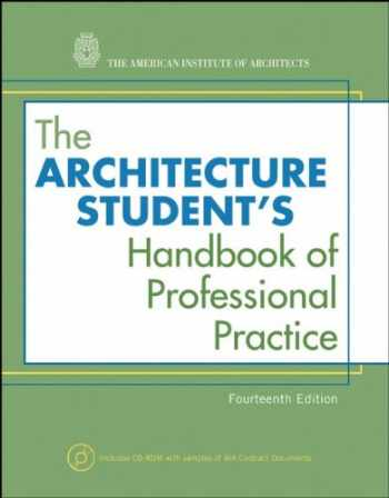 9780470088692-0470088699-The Architecture Student's Handbook of Professional Practice