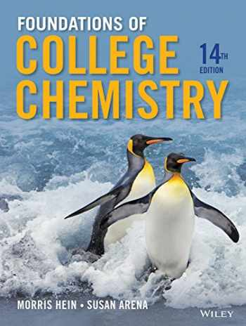 9781118133552-1118133552-Foundations of College Chemistry
