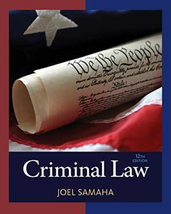 9781305577381-1305577388-Criminal Law