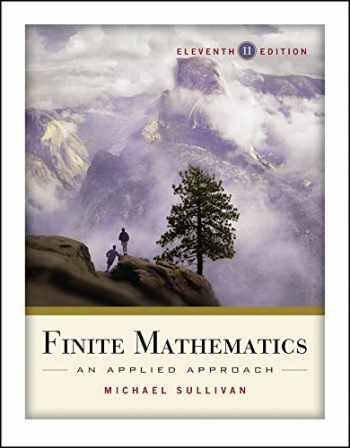 9780470458273-0470458275-Finite Mathematics, Binder Ready Version: An Applied Approach