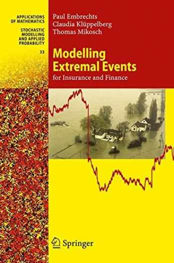 9783540609315-3540609318-Modelling Extremal Events: for Insurance and Finance (Stochastic Modelling and Applied Probability)