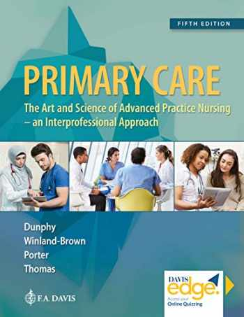 9780803667181-0803667183-Primary Care: Art and Science of Advanced Practice Nursing