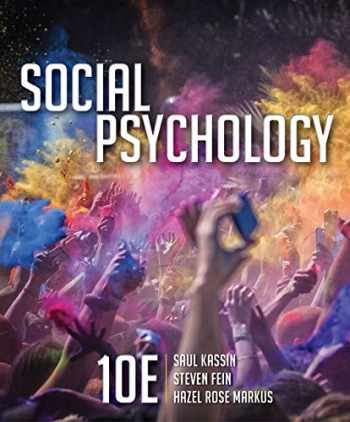 9781305580220-1305580222-Social Psychology