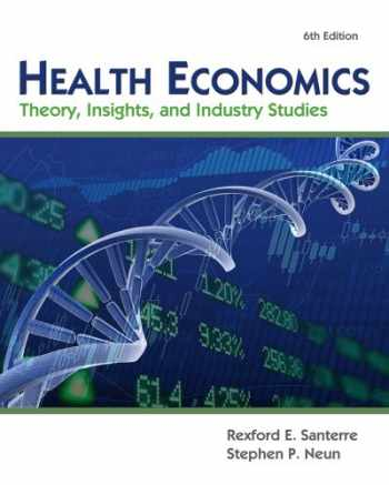 9781111822743-1111822743-Health Economics (Book Only)