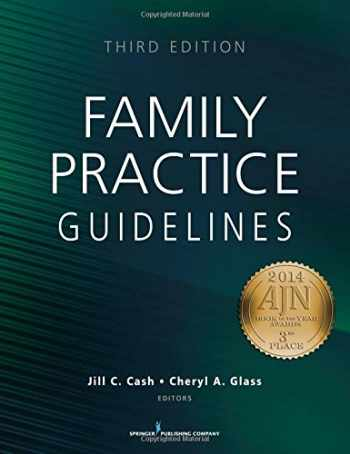 9780826197825-0826197825-Family Practice Guidelines, Third Edition