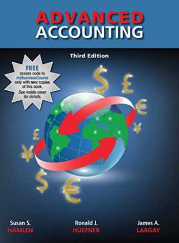 9781618531513-1618531514-Advanced Accounting 3rd Edition