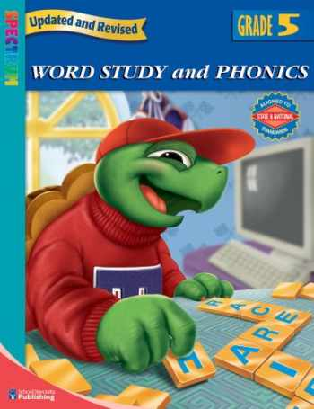 9780769684253-0769684254-Spectrum Word Study and Phonics, Grade 5